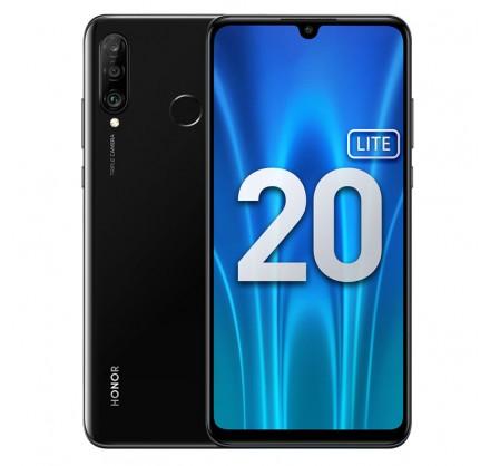 Honor 20 Lite 128GB Полночный черный