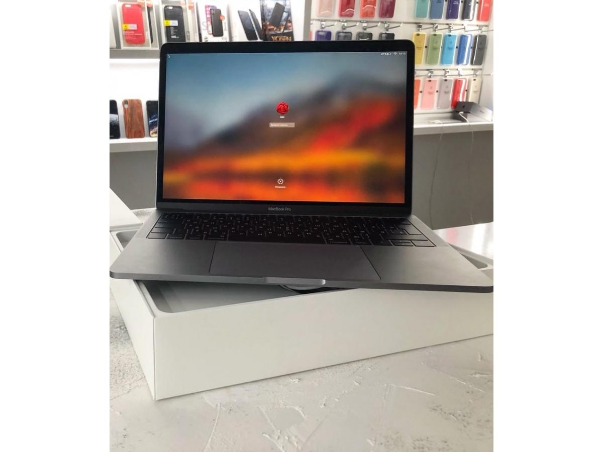 "Macbook Pro 13"" (2017) 128gb Space Gray в Тюмени"