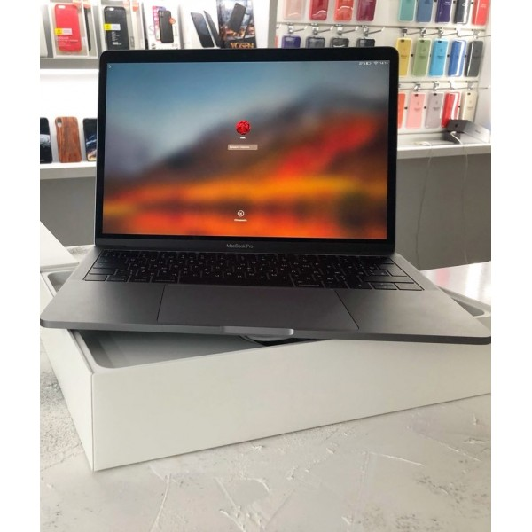 "Macbook Pro 13"" (2017) 128gb Space Gray"