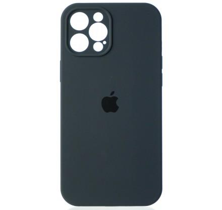 Чехол Silicone Case полная защита для iPhone 12 Pro Max...