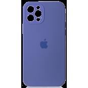Silicone Case полная защита iPhone 12/12 Pro