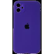 Silicone Case полная защита iPhone 11
