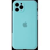 Silicone Case полная защита iPhone 11 Pro Max