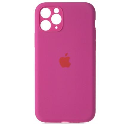 Чехол Silicone Case полная защита для iPhone 11 Pro фук...