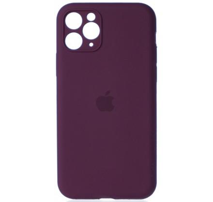 Чехол Silicone Case полная защита для iPhone 11 Pro вин...