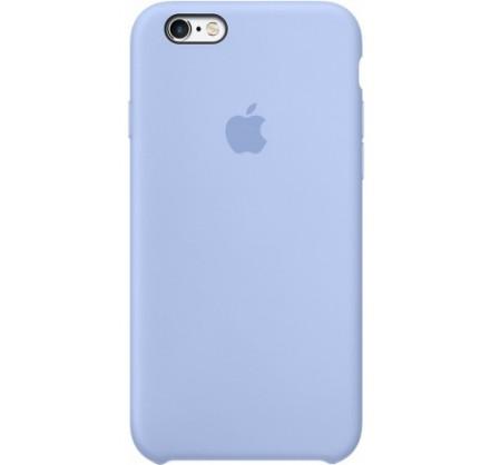 Чехол Silicone Case iPhone 6/6s светло-голубой (c)