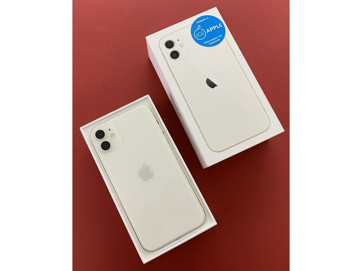 iPhone 11 64gb White в Тюмени