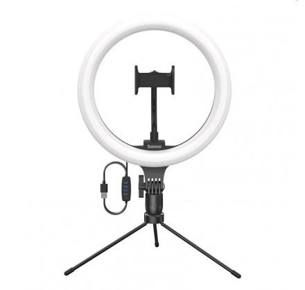 Кольцевая лампа Baseus CRZB10-A01 10″
