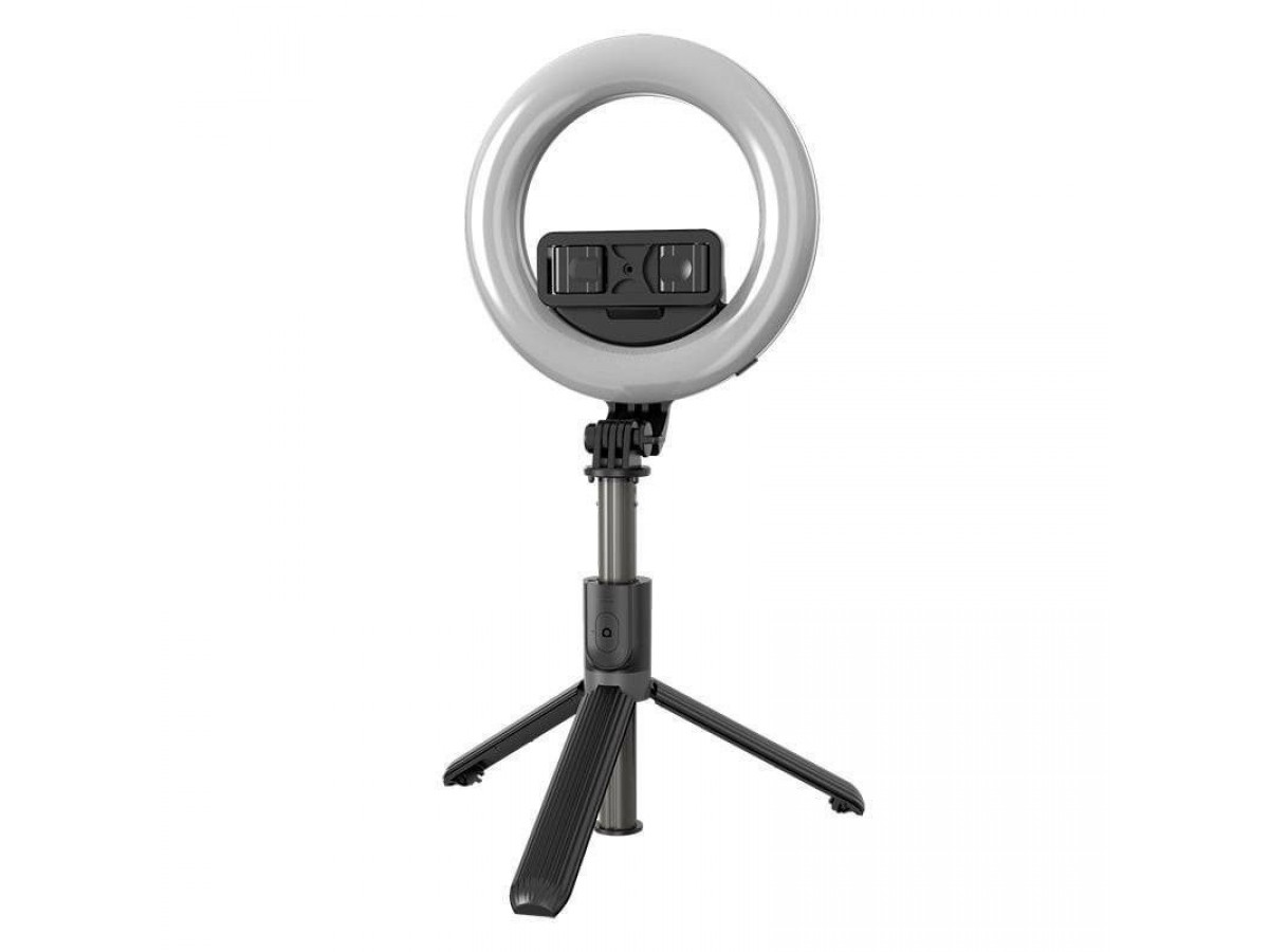Кольцевая лампа монопод Selfie Stick Tripod L07 в Тюмени
