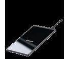 Беспроводное зарядное устройство Baseus Card Ultra-thin 15W (черный)