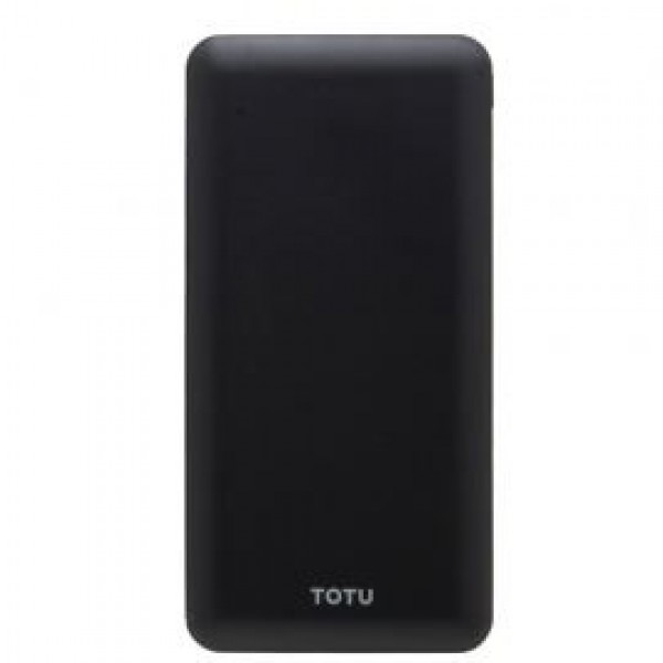 Power bank TOTU 10000mAh CPBN-031 (черный/белый)