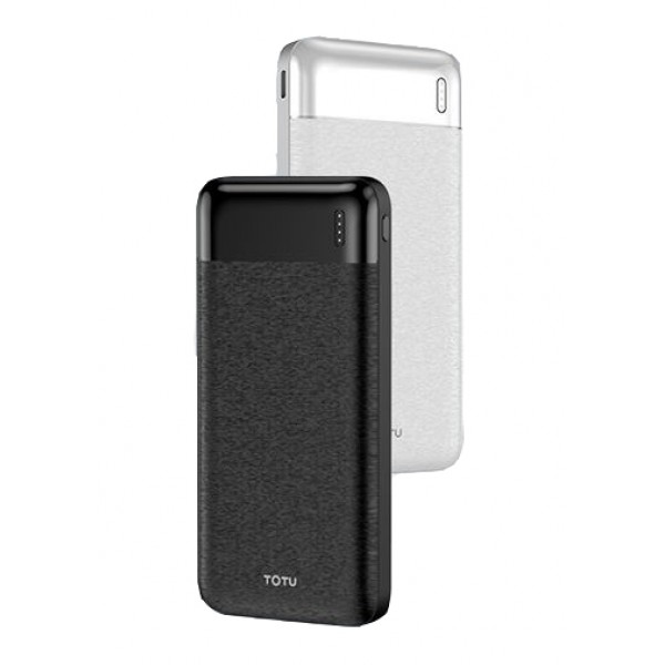Power bank TOTU 20000mAh CPBN-036 (черный/белый)