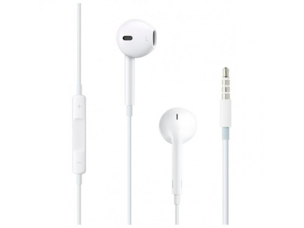Apple Наушники EarPods с разъёмом 3,5 мм (Aux) в Тюмени