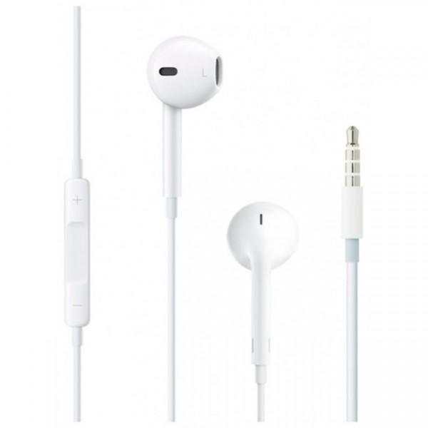 Apple Наушники EarPods с разъёмом 3,5 мм (Aux)