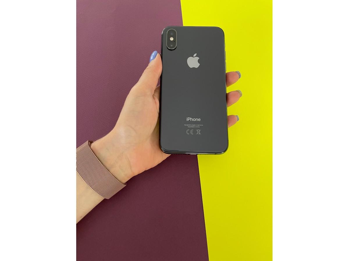 Apple iPhone Xs 256gb Space Gray в Тюмени
