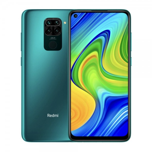 Xiaomi Redmi Note 9 3/64gb Зеленый RU/A
