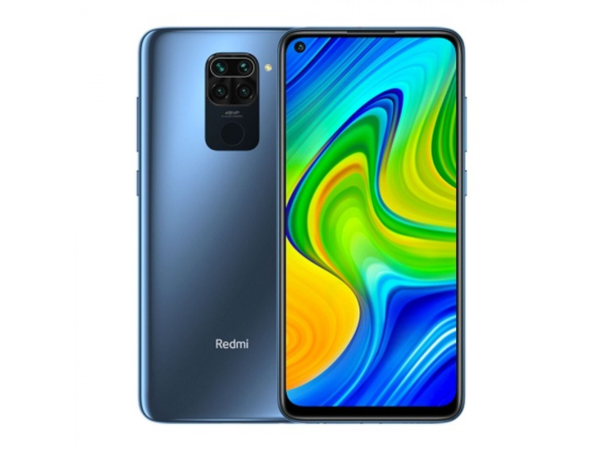 Xiaomi Redmi Note 9 4/128gb Серый RU/A в Тюмени