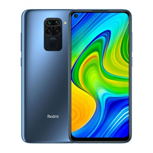 Xiaomi Redmi Note 9 4/128gb Серый RU/A