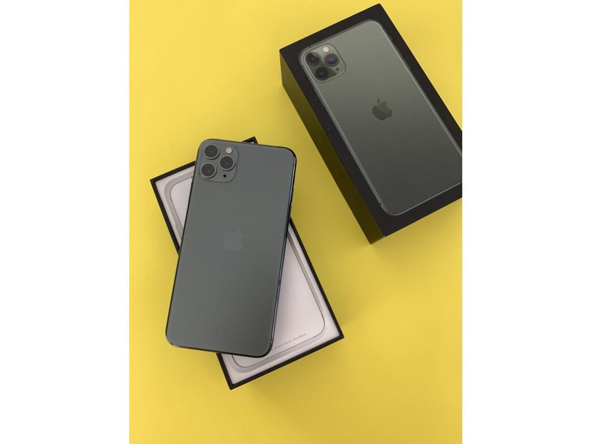 Apple iPhone 11 Pro 256gb Midnight Green в Тюмени