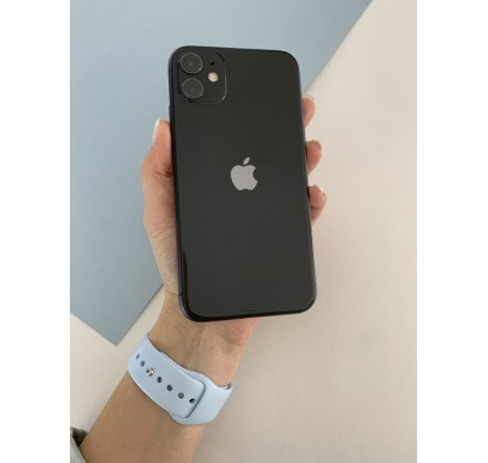 Apple iPhone 11 64gb Black