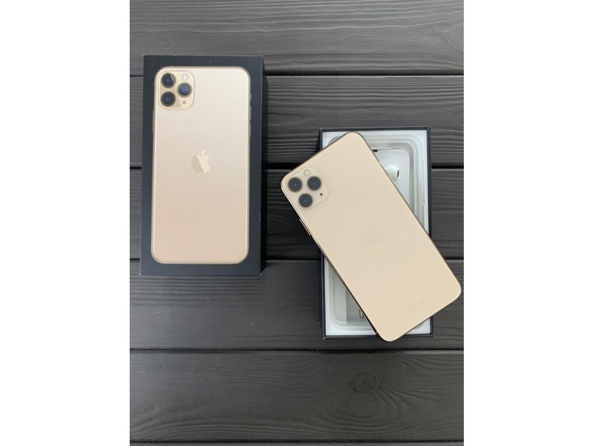Apple iPhone 11 Pro Max 64gb Gold в Тюмени