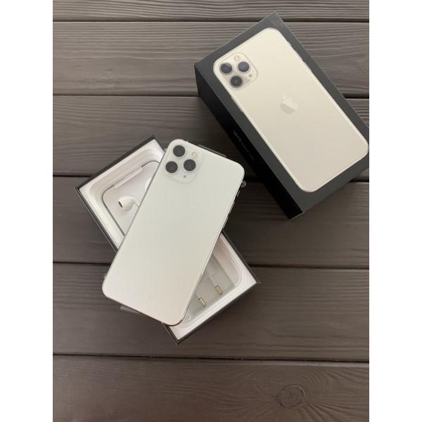 Apple iPhone 11 Pro Max 256gb Silver (новый)