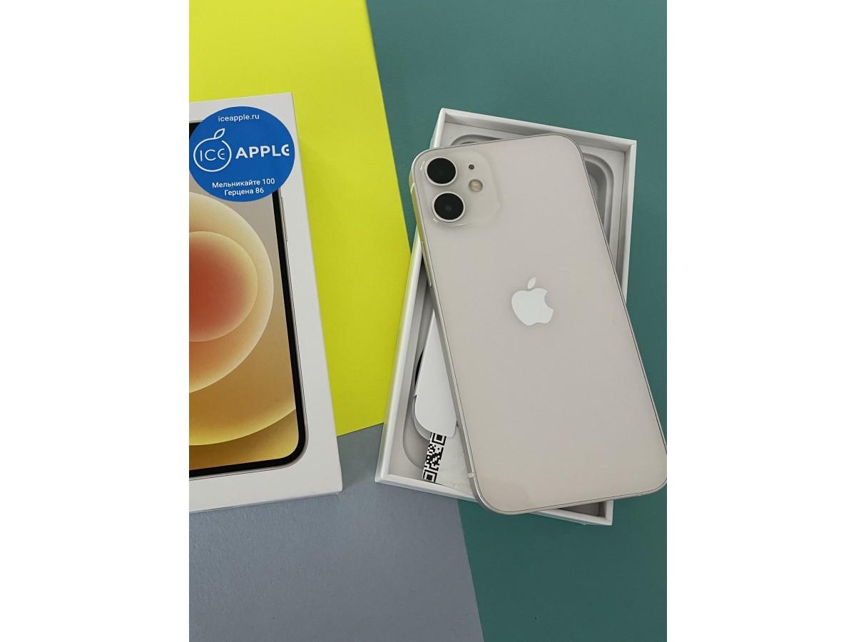 Apple iPhone 12 Mini 128gb White в Тюмени