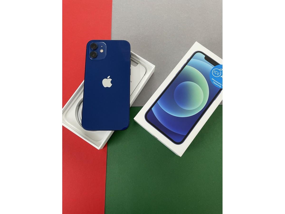 Apple iPhone 12 256gb Blue в Тюмени