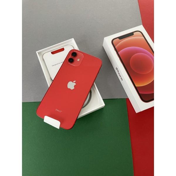 Apple iPhone 12 256gb Red  (новый)
