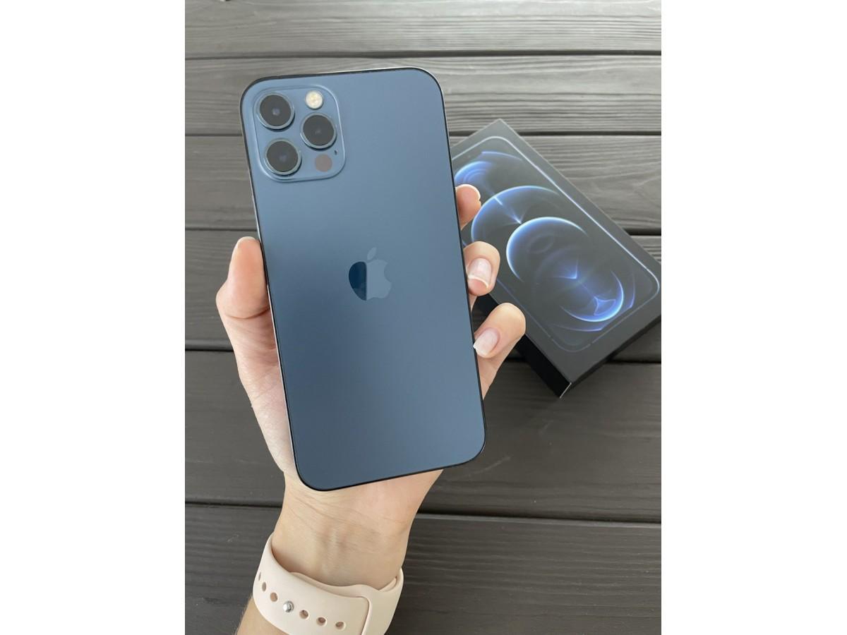 Apple iPhone 12 Pro 256gb Pacific Blue в Тюмени