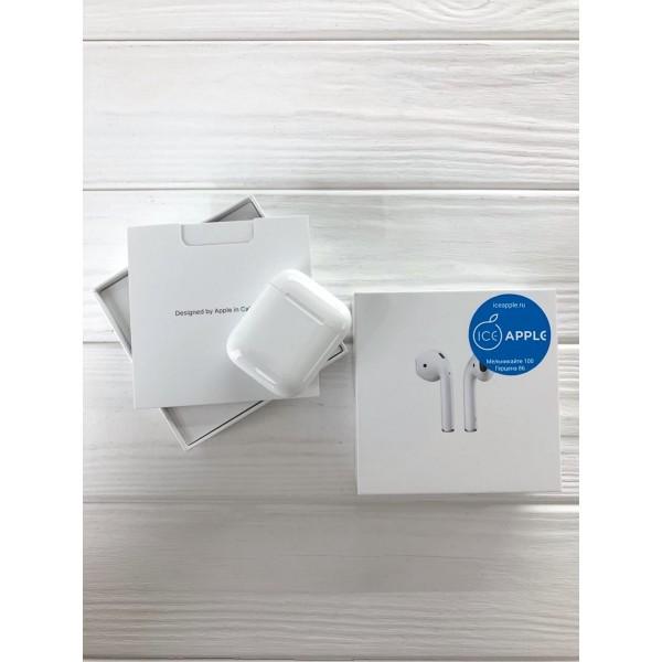 Apple AirPods (2-го поколения) Wireless Case
