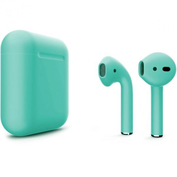 Apple AirPods 2-го поколения (бирюзовые)
