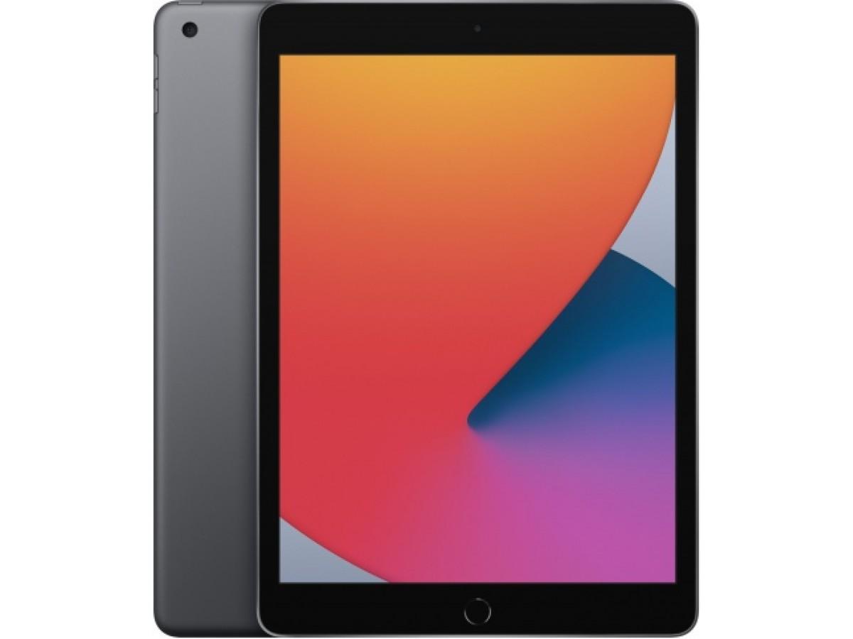 Apple iPad 10.2 (2020) Wi-Fi 32GB (серый космос) в Тюмени