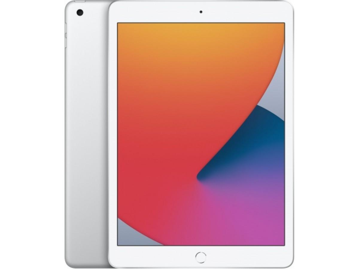 Apple iPad 10.2 (2020) Wi-Fi 32GB (серебристый) в Тюмени
