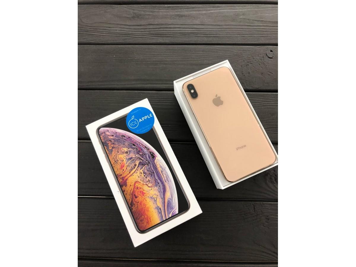 Apple iPhone Xs 256gb Gold в Тюмени