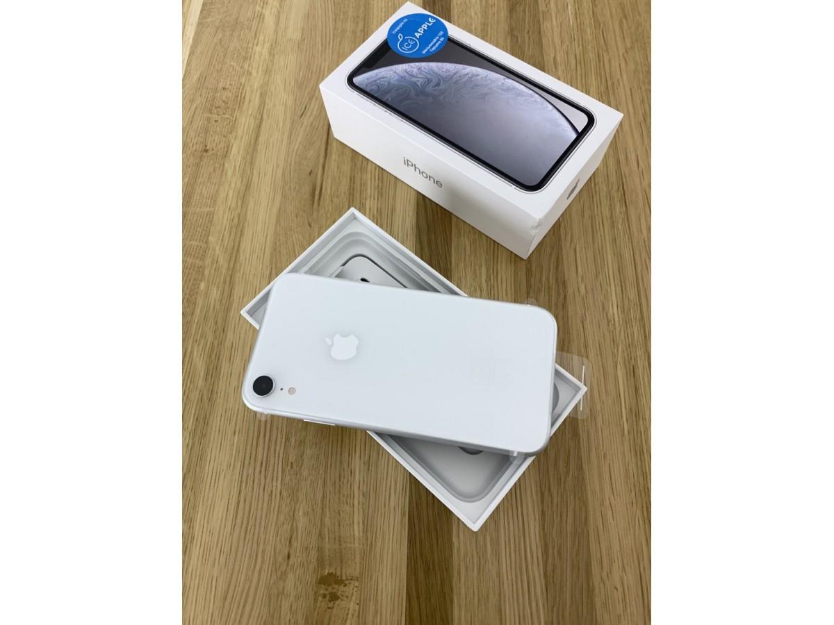 Apple iPhone XR 128gb White (новый) в Тюмени