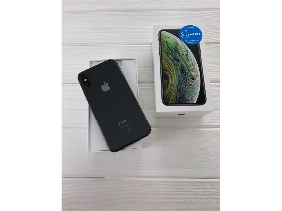iPhone Xs 256gb Space Gray в Тюмени