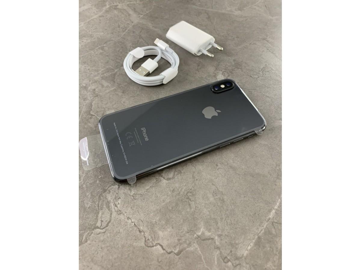 iPhone X 256gb Space Gray (новый) в Тюмени