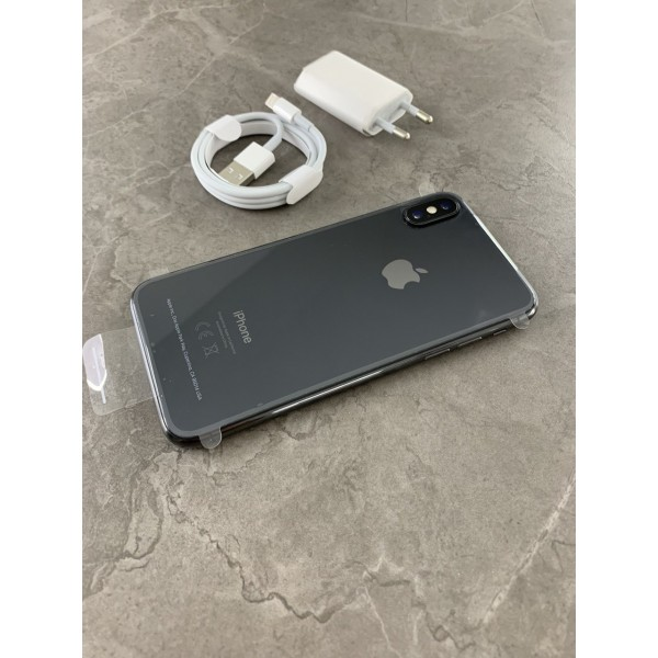 iPhone X 256gb Space Gray (новый)