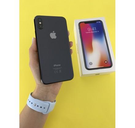Apple iPhone X 256gb Space Gray