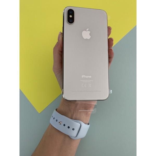 iPhone X 256gb Silver (новый)