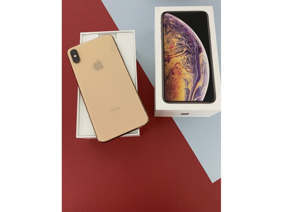 Apple iPhone Xs Max 256gb Gold DUAL-SIM в Тюмени