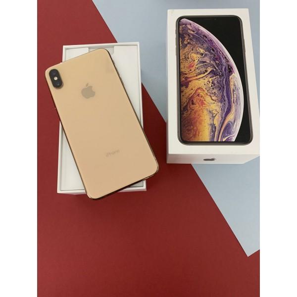 Apple iPhone Xs Max 256gb Gold DUAL-SIM
