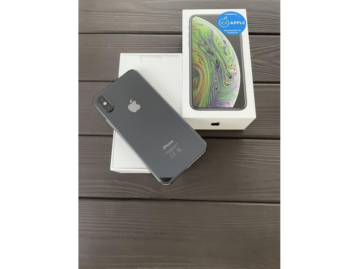 Apple iPhone Xs 64gb Space Gray в Тюмени