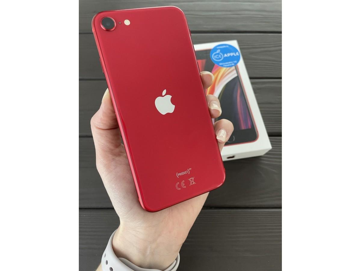 Apple iPhone SE (2020) 64gb Red в Тюмени