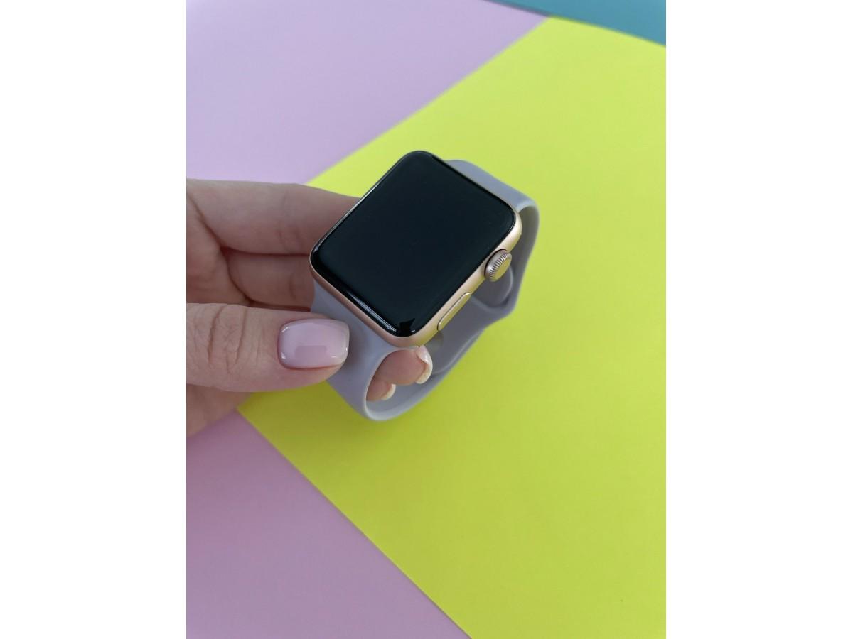 Apple Watch Series 3 42mm Gold  в Тюмени