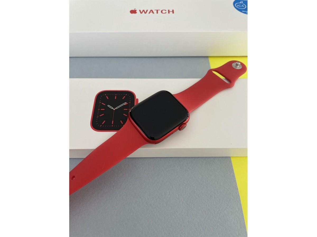 Apple Watch Series 6 44mm Red в Тюмени