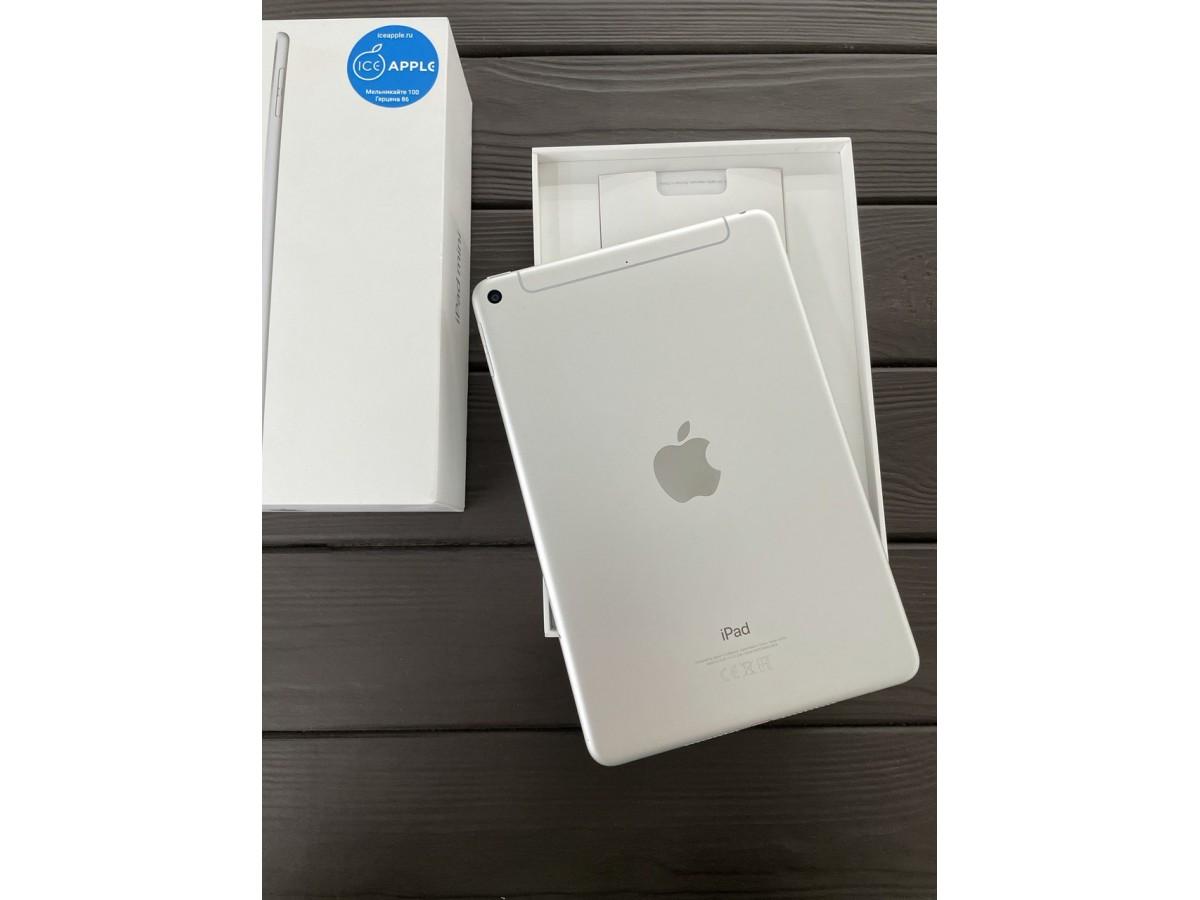 Apple iPad Mini 5 64gb WiFi+Cell Silver в Тюмени