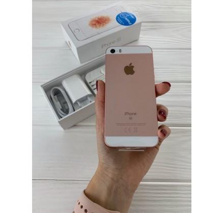 iPhone SE 32gb Rose Gold  (новый)