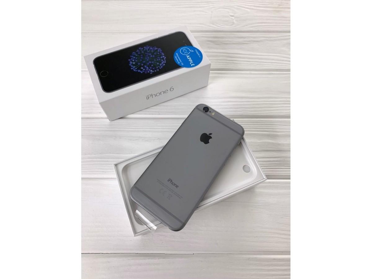 iPhone 6 32gb Space Gray (новый) в Тюмени